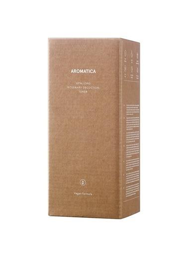 Aromatica Aromatica 300 Ml Vitalizing Mary Decoction Toner # Canlandırıcı Biberiye Toniği Renksiz